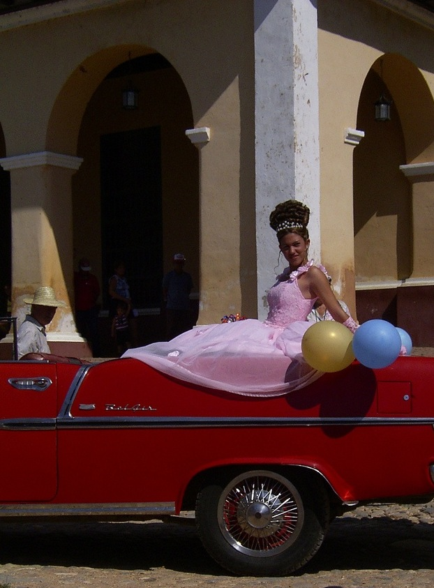Braut auf Kuba - Bride on Cuba