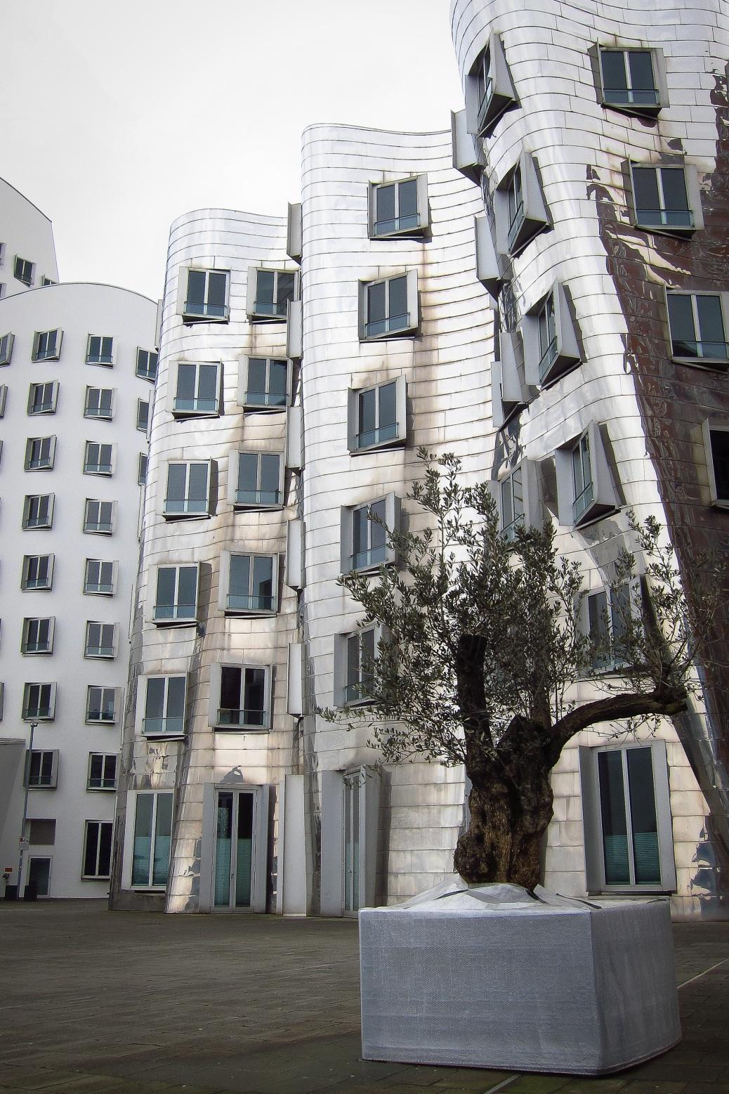 Frank O. Gehry Düsseldorf