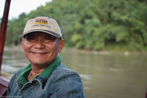 Jimmy Thailand on Kok River