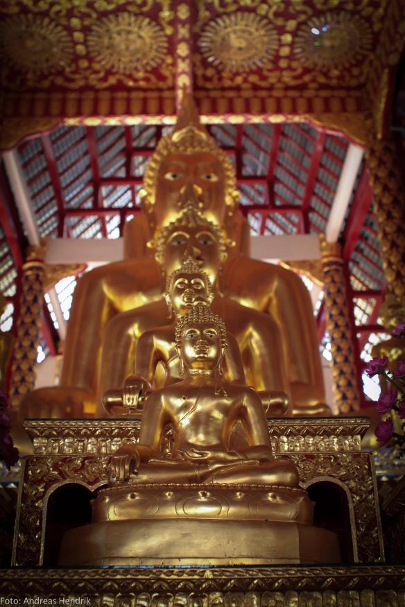 Thailand Chang Mai, Buddha