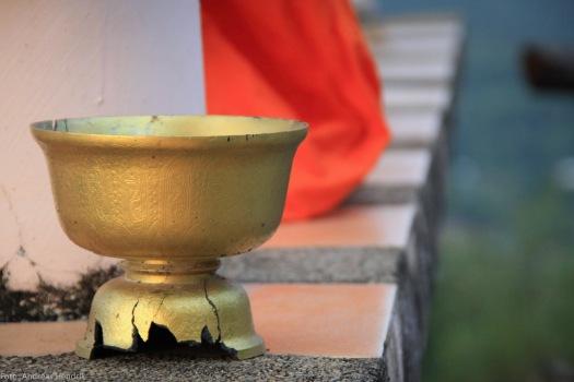 Thailand, Mae Hong Son, Broken Vase