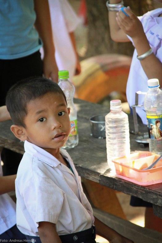 Thai School Lunch Pupil AdRGB