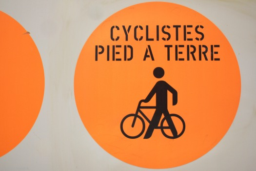Strassburg, Cycliste Pied a Terre