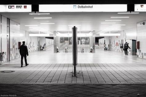 Ostbahnhof by Night
