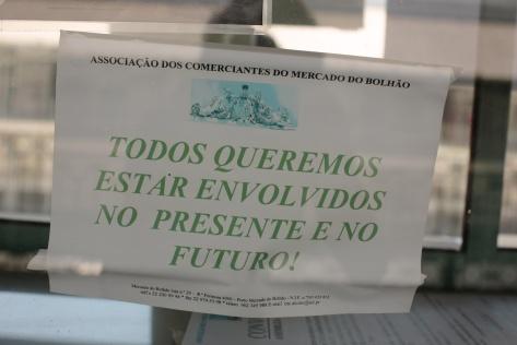 Keine Gegenwart. keine Zukunft für den Markt