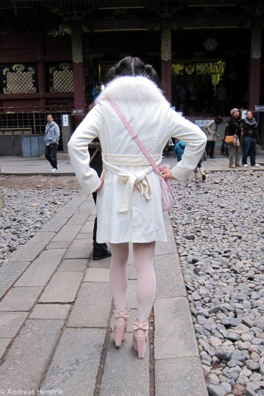 Japanische Ladies-8