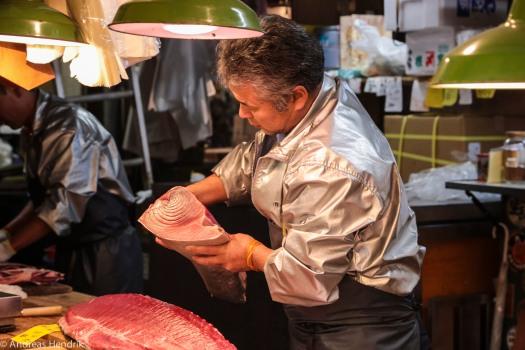 Thunfischhändler