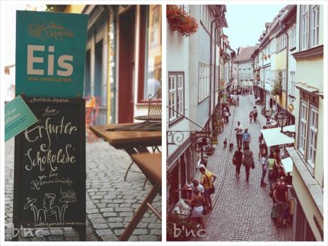 Erfurt_Krämerbrücke_Collage
