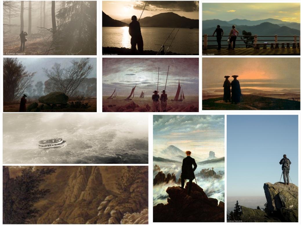 -c-d-friedrich-collage__Collage