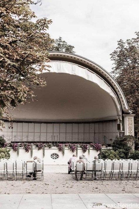 Baden-Baden Konzertmuschel