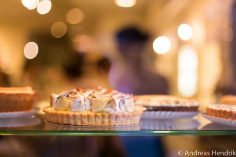 Baiser-Torte