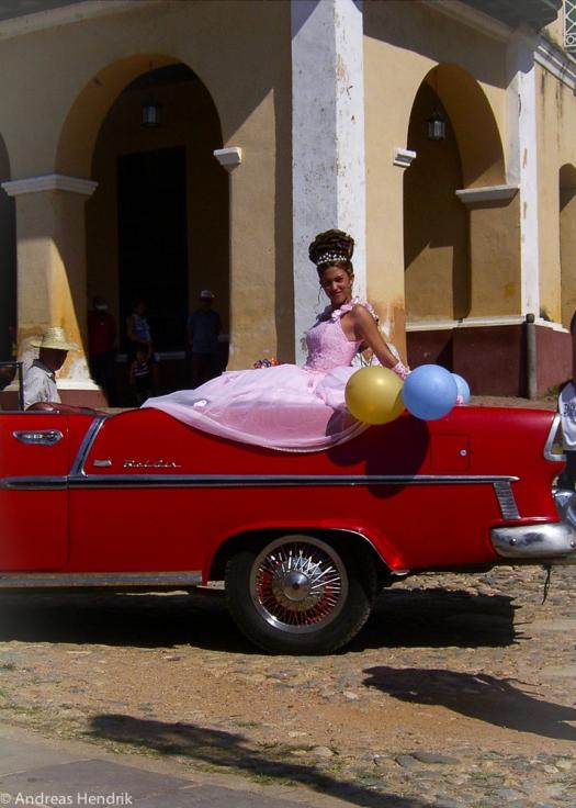 Cuban Bride