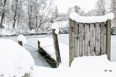 20150131_Park Schloss Bad Berleburg im Schnee