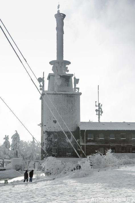 20150206_UKW_Sendeturm Feldberg Taunus