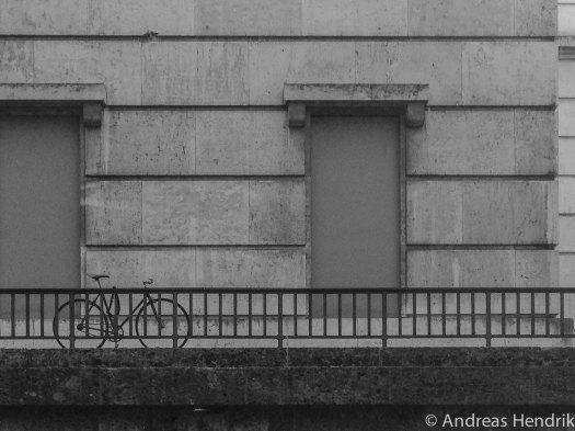 Fahrrad Haus der Kunst Sammlung Goetz